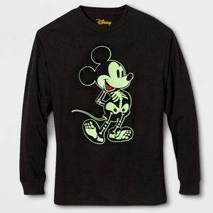 Womens' Mickey Mouse long sleeve t-shirt